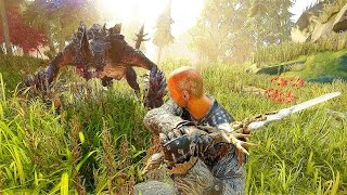 ELEX Trailer + Gameplay (2017) Open World RPG Game