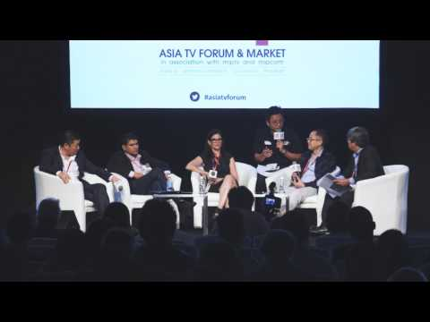 Asia TV Forum & Market 2016 - View From Over The Top
