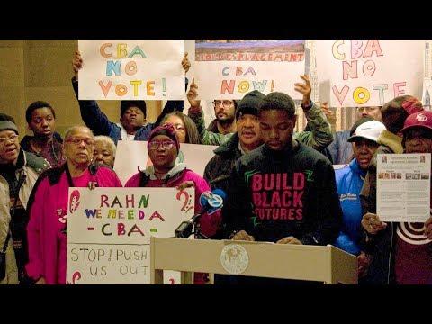 Obama the Gentrifier? South Side Residents Resist Presidential Center Plans (Pt. 2/2)