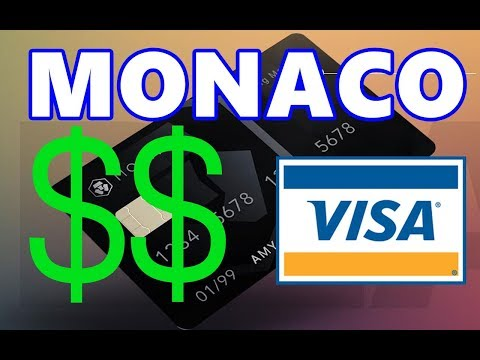 MONACO CRYPTO COIN AND VISA DEAL MEANS MOON! - MONACO MCO COIN - REAL WORLD APPLICATION
