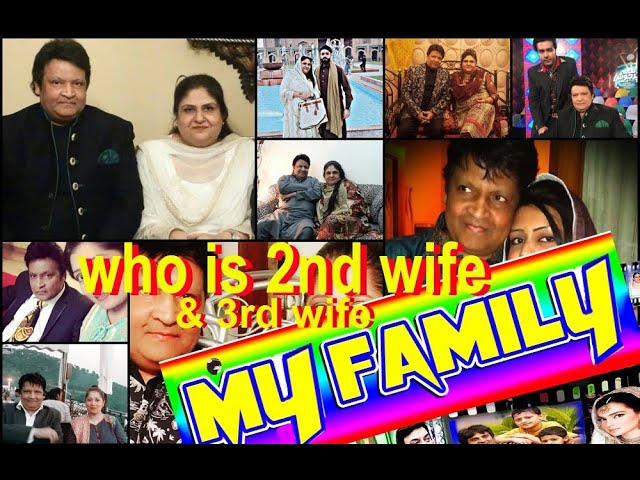 Umer Sharif Wife