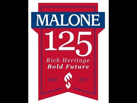 Malone 125: Rich Heritage, Bold Future