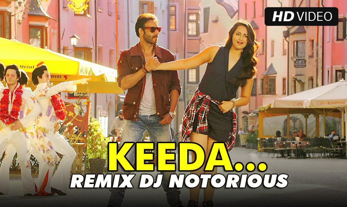 Keeda (Official Remix by DJ Notorious) | Action Jackson | Ajay Devgn & Sonakshi Sinha