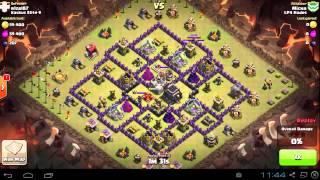 Kaskus Elite 9 War Clans 12/08/2014 - Clash of Clans