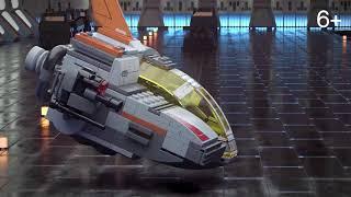 Транспортный Корабль Сопротивления - LEGO Star Wars - Набор 75176 -