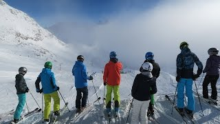 Skilehrer Nachwuchstrainingscamp 2016 (Stubaier Gletscher)