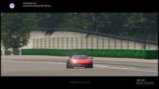 Gran Turismo™SPORT Lamborghini Aventador SV Hot Lap on Monza