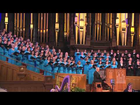 Praise, My Soul, the King of Heaven - The Mormon Tabernacle Choir