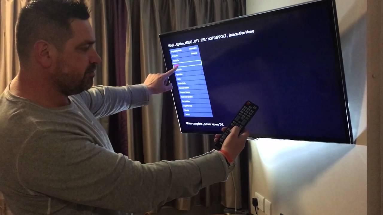 Sean James - Repo man - Premier Inn, Tv, How To turn the volume up
