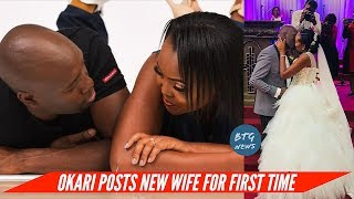 DENNIS OKARI POSTS HIS WIFE ON SOCIAL MEDIA AND KENYANS CAN'T KEEP CALM! |BTG News