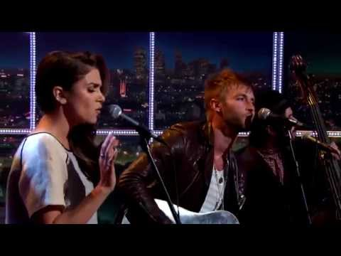 "Paul McDonald & Nikki Reed - ""Honey"" - Late Late Show with Craig Ferguson"