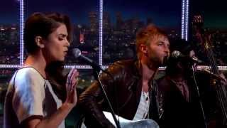 "Paul McDonald & Nikki Reed ""Honey"" Late Late Show with Craig Ferguson"