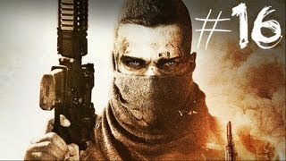 Spec Ops The Line - THE VOICE OF DUBAI - Gameplay Walkthrough - Part 16 - Mission 12