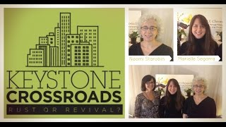 Keystone Crossroads: Naomi Starobin - Project Editor for WHYY - Jo Painter - What's the Story pt.1