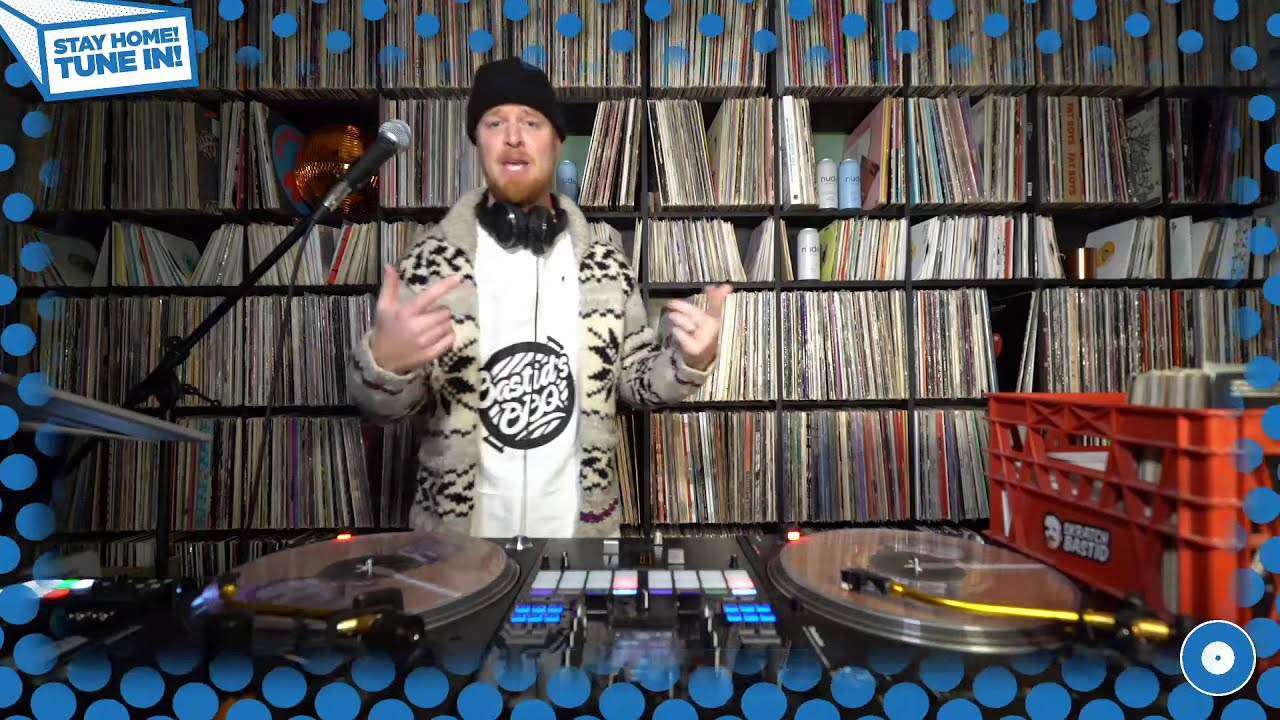 Download Bastid's BBQ! Live From Home - Dec 20 - Last One Of The Year!