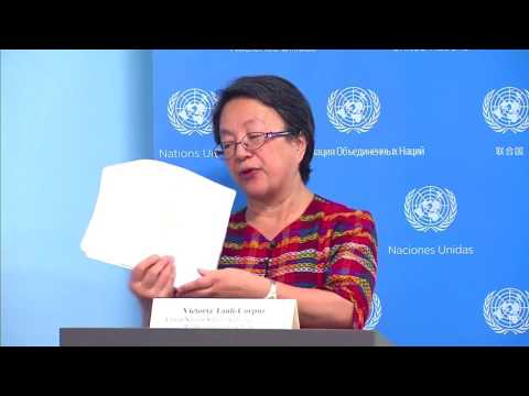 UN Special Rapporteur (Indigenous Rights) - Free Nations