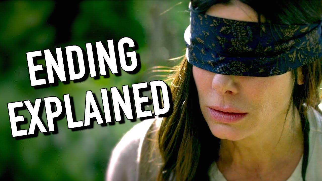 The Ending Of Bird Box Explained Youtube