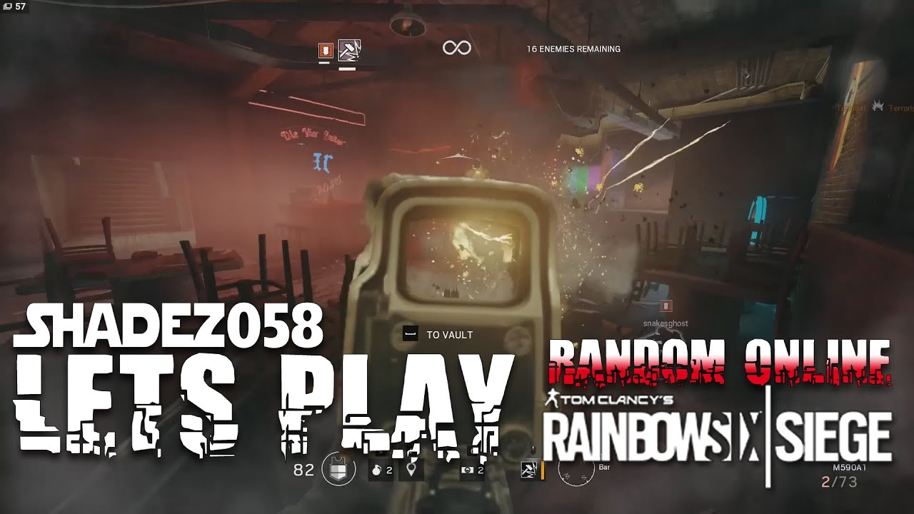 Tom clancy 39 s rainbow six siege mixed gametypes god damn - Rainbow six siege disable bomber ...