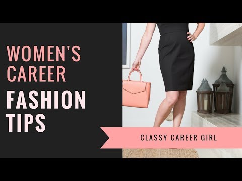 Women's Career Fashion Tips From an Image Consultant