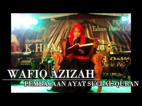 WAFIQ AZIZAH - QIRO'AH