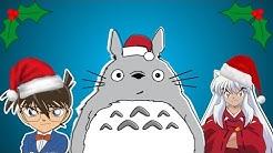 Die 5 schönsten Weihnachts-Anime!