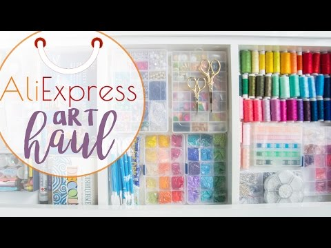 The Best from AliExpress ⭐ Haul ⭐ Review ⭐ Stationery