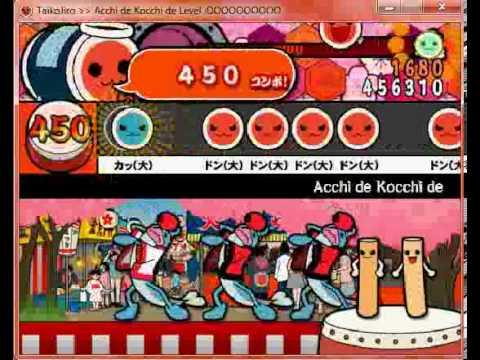 Taikojiro: Acchi de Kocchi de