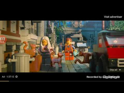 The Entire Lego Movie Was Put In A Ad Youtube
