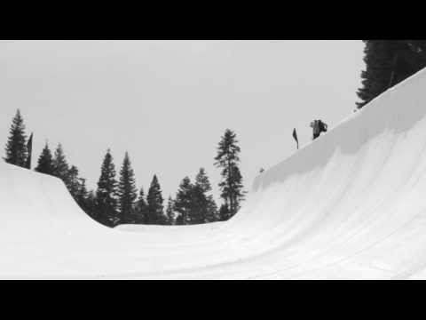 Shaun White tripple cork attempt in supepipe (Crash)
