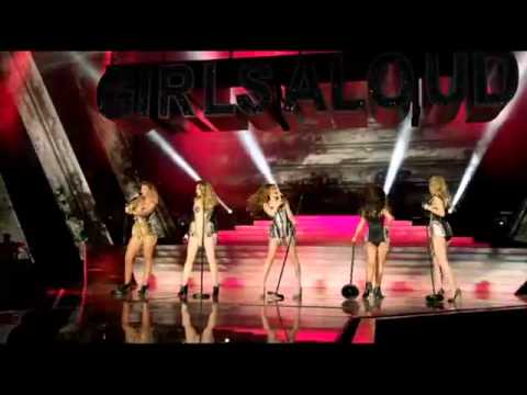 Girls Aloud Sound of the Underground [Ten: The Hits Tour 2013 DVD]