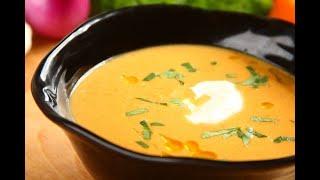 Przepis- Zupa krem z dyni (przepisy kulinarne Przepisy.pl)