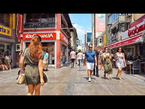 Alsancak İzmir Walking Tour 2019 | Travel In Turkey