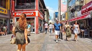 Alsancak İzmir Walking Tour 2019 | Travel in Turkey