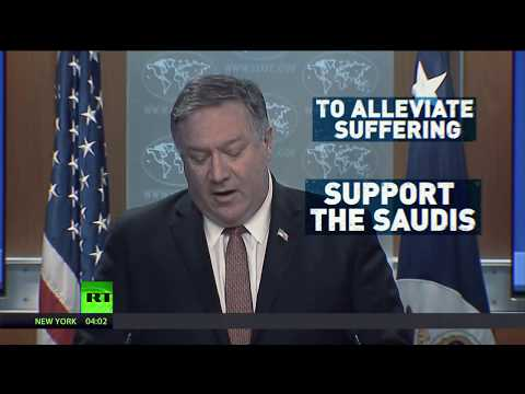 US make no secret of what they stand for: freedom, justice, democracy...and Saudi Arabia