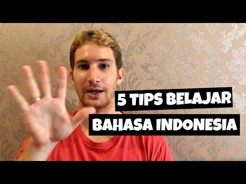 5 TIPS BELAJAR BAHASA INDONESIA BAGI BULE | MattHera