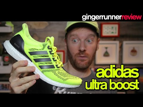 ADIDAS ULTRA BOOST REVIEW | The Ginger Runner