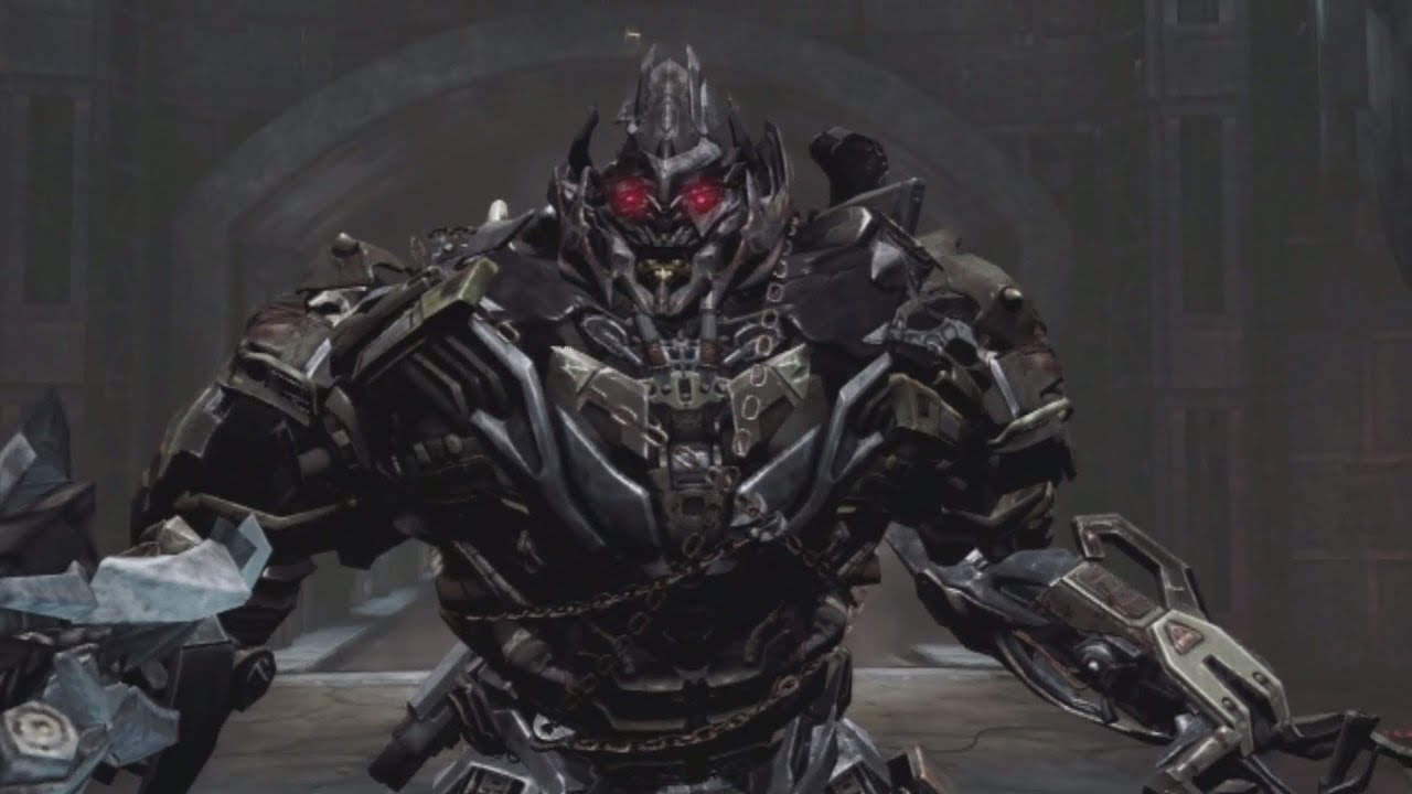 Transformers 3: Dark of the Moon gameplay campagne Chapter ...
