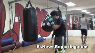 first day at boxing gym EsNews