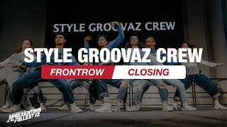 RPresenting To The Fullest 12 | Closing | Style Groovaz Crew