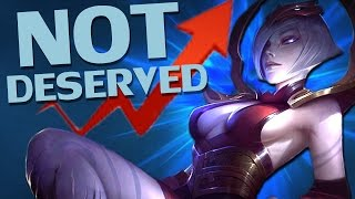 ♥ NOT DESERVED - Ranked Struggles #6