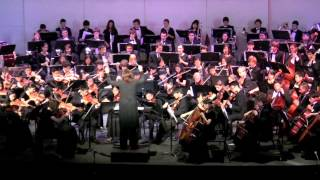 Symphony Orchestra plays Medley from Fiddler On The Roof