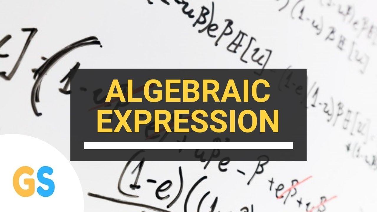Class 8 Mathematics - Algebraic Expression and Identities | CBSE