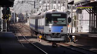 天皇誕生日西武池袋線休日ダイヤ列車観察20200223