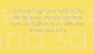 Fugative - Jimmy Shoe with Lyrics x