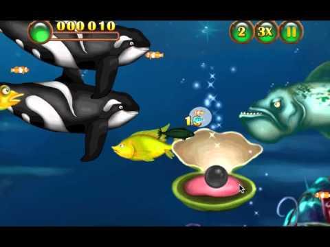 Big Fish Eat Small Fish Version 2