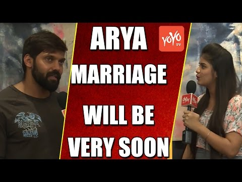 Special Chit Chat with Hero Arya | Mande Suryudu Movie | Hansika | YOYO TV Channel