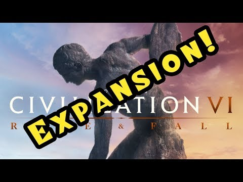 NEW CIVILIZATION EXPANSION: Rise and Fall!