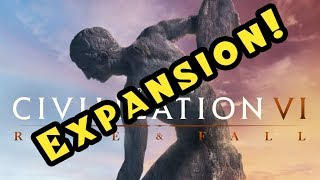 Video NEW CIVILIZATION EXPANSION: Rise and Fall! download MP3, 3GP, MP4, WEBM, AVI, FLV Maret 2018