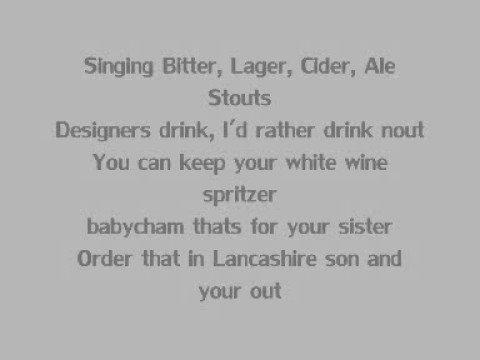 The Lancashire Hotpots - Bitter Larger, Cider, Ale Stouts