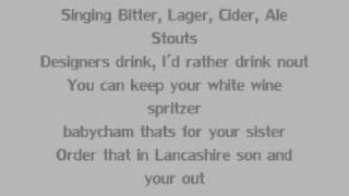 The Lancashire Hotpots - Bitter Larger, Cider, Ale Stouts